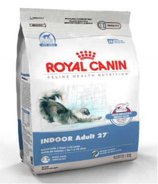 indoor adult 27 royal canin. Black Bedroom Furniture Sets. Home Design Ideas