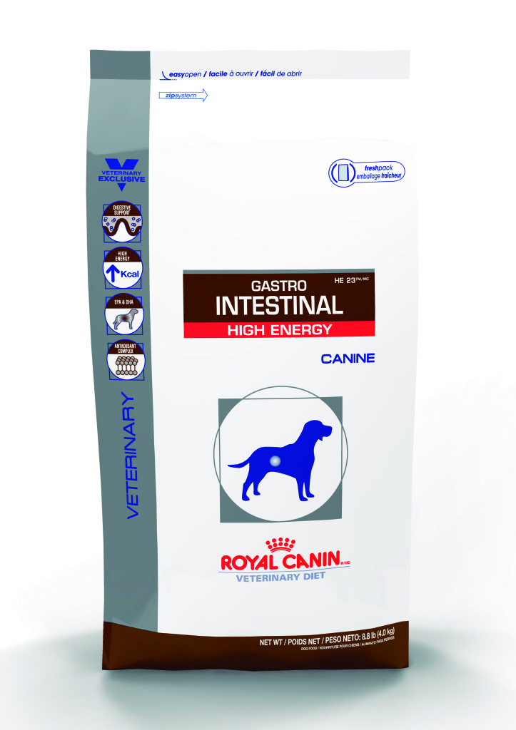 Royal Canin Gastro >> Gastro Intestinal High Energy | Royal Canin